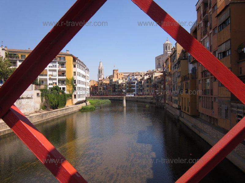 На мосту Эйфеля