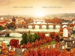 Прага, Чехия достопримечательности