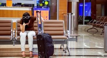 Как узнать задолженность перед выездом за границу