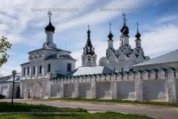 Путешествие в Муром по храмам, монастырям и святым местам