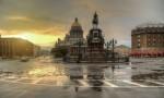 Обзорная автобусная экскурсия по Санкт-Петербургу