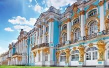 Город Пушкин (Царское село)
