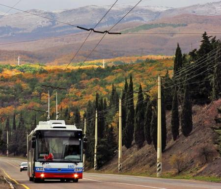 Как добраться из Севастополя в Феодосию в Крыму